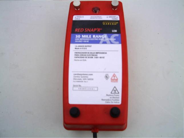 hagroy 8000 electrificador con tecnologia SIDM, supervision con llave de de seguridad